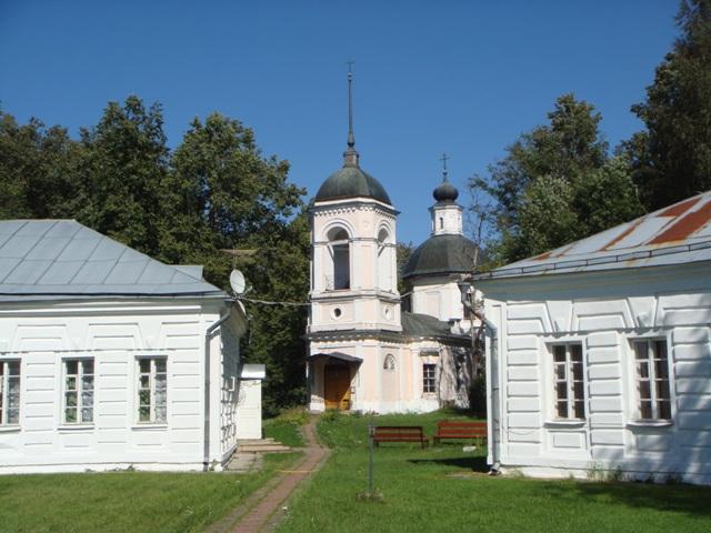 Полуэктово-Волынщина, родовое имение князя4